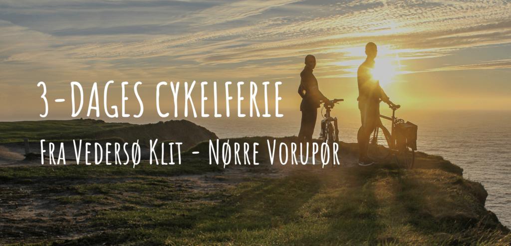 3-dages Cykelferie langs Vestkysten