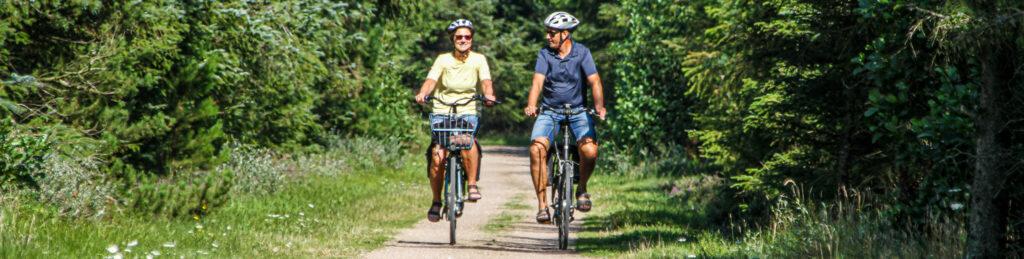 Cykelferie for 2 personer